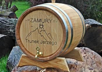 Beczka dębowa 10 L na bimber / Whisky,gwarancja Grawer!