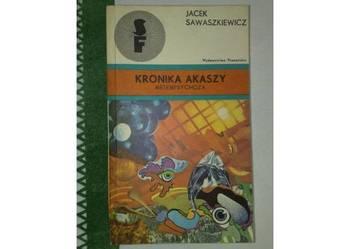 Jacek Sawaszkiewicz:KRONIKA AKASZY, Metampsychoza