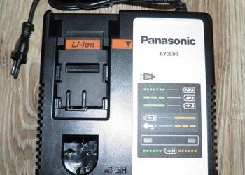 Ładowarka uniwersalna Panasonic EY0L80 NiCd NiMH Li-Ion