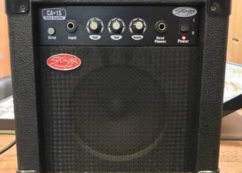Wzmacniacz gitarowy Combo STAGG CA 15 OKAZJA!