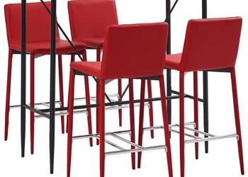 Stół i krzesła komplet używane stan bdb piękne! Poznań