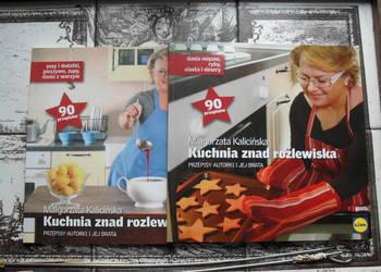 Kuchnia znad rozlewiska  I i II  -  Małgorzata Kalicińska