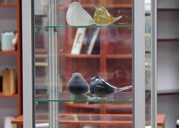 Gablota nadstawka szklana -VA10- meble sklepowe na wymiar