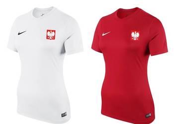 damska Koszulka Polski Nike Woman Polska XS S M L XL