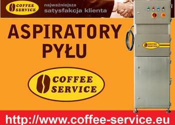 COFFEE SERVICE Aspirator Pyłu
