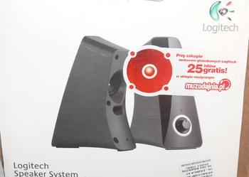 Logitech Speaker System Z320 -nowe