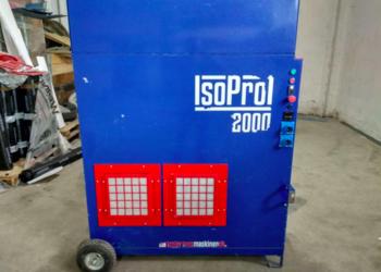 ISOPROL 2000 Maszyna do wdmuchiwania izolacji 1200kg/godz