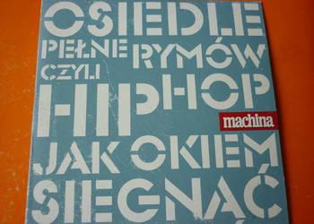 Płyta CD Hip-Hop Machina Vienio Pele Warszafski Deszcz