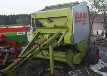 Claas Rollant 42 Farmer