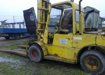 wózek widłowy clark dcy110 raty,5 ton zamiana,dowóz