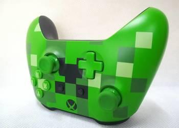 (SP) LOMBARDOMAT Kontroler Xbox One Minecraft Creeper G2621