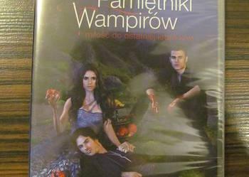 """DVD """"Pamiętniki Wampirów"""" - sezon trzeci"""