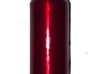 Bidon metalowy higear czerwony termos