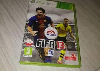 Gra FIFA 13  na konsolę XBOX 360
