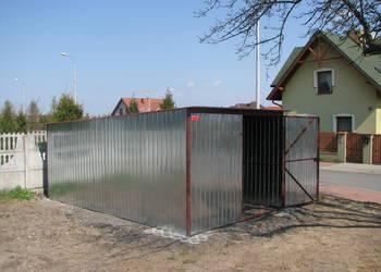 Garaz blaszak 1450 cena z transportem i montażem woj.Łódzkie