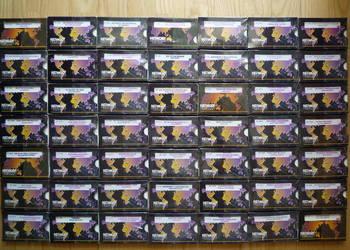 7x zestaw Network TwentyOne kasety motywacyjne N21 AMWAY MLM