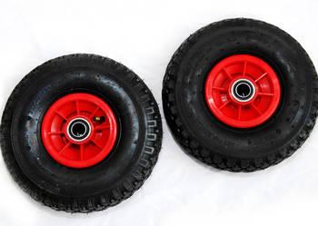 Koła pneumatyczne do wózka transportowego - nowe