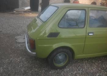 Fiat 126p 1978r Maluch