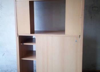 Biurko wielofunkcyjne na kółkach