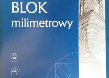 BLOKI: Milimetrowy oraz Pismo Techniczne