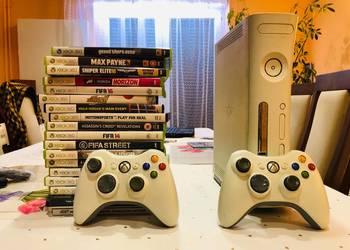 Xbox 360 18 gier Kinect 2 pady Idealny stan Święta Prezent