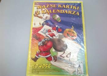 Ważne kartki z kalendarza-ksiązeczka edukacyjna