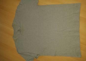 koszulka, t-shirt, szary, uniwersalny, damsko męski, unisek