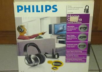 Słuchawki bezprzewodowe. PHILIPS.