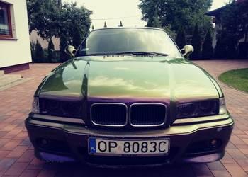 BMW e36 1.8 IS LPG KAMELEON