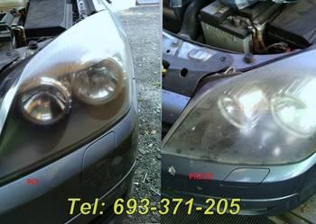 Polerowanie lamp samochodowych oraz polerowanie karoserii