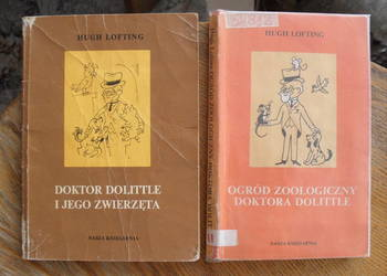 Doktor Dolittle x 2 - Hugh Lofting