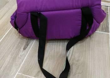Torba nosidełko transporter dla małego psa kota