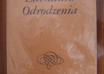 Jerzy Ziomek - Literatura Odrodzenia
