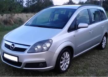 Opel Zafira 7 osobowy