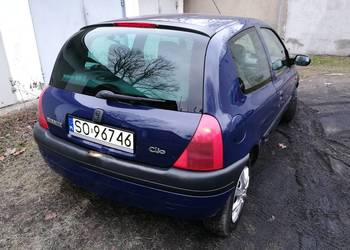 Renault clio 1.2 benzyna 2001 bez korozji