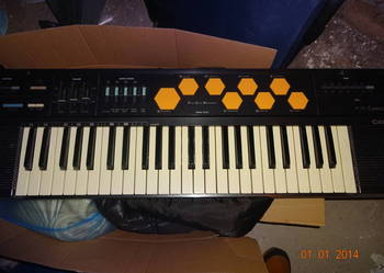 Keyboard Casio CT 510