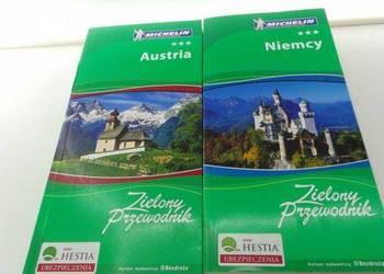 PRZEWODNIKI TURYSTYCZNE AUSTRIA, NIEMCY