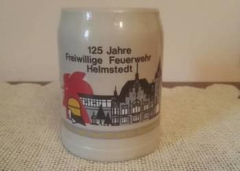 """Kolekcjonerski, okolicznościowy kufel """"Helmstedt"""""""