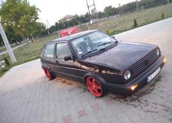 VW Golf MK2 (stance, cult, german)