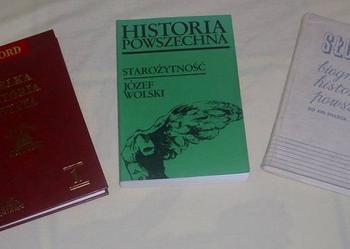 Historia Powszechna - Starożytność - Zestaw