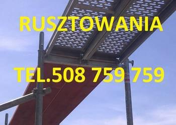 RUSZTOWANIA 254m2 już od 10850 zł WYPRZEDAŻ NOWE Producent