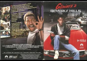 Eddie Murphy jako Gliniarz z Beverly Hills DVD LEKTOR