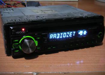RADIO SAMOCHODOWE  KENWOOD KDC-W3044 MP3 panel