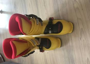 Buty narciarskie zjazdowe Head Carve X 3