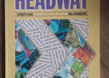 HEADWAY Students' Book Pre-Intermediate