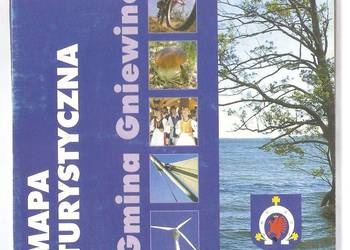 Mapa Turystyczna - Gniewino Gmina