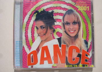 CD , dance ; DANCE--NAJLEPSZE 2001 .