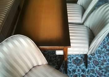 Sprzedam stół i 6 krzeseł lata 70-te