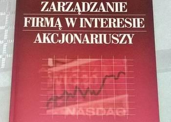 Zarządzanie firmą w interesie akcjonariuszy