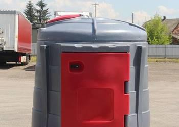 Zbiornik dwupłaszczowy na paliwo, olej napędowy (ON) 2500  L